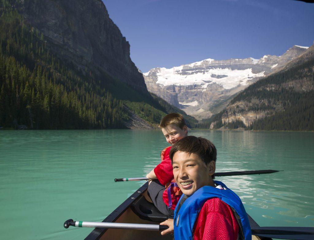 Boys Chorus Lake Louise