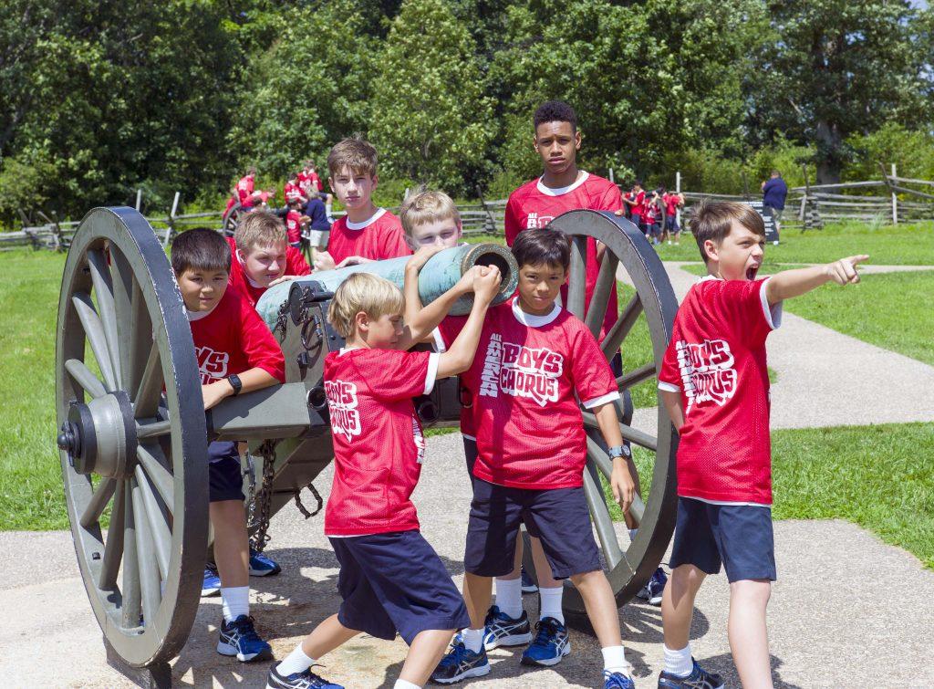 2015 Summer Tour – Gettysburg