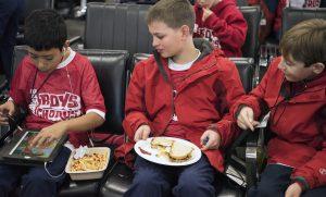 BoyHeaven-friends,food,videogames