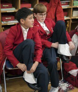 Fukui KindergartenQuickChangetoToySoldiers