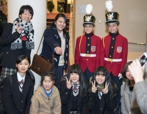 Fukui post concert 01