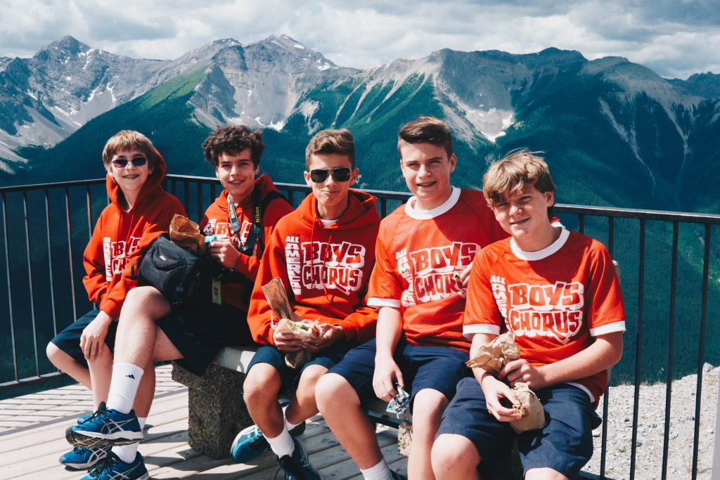 July 23 Banff, Alberta